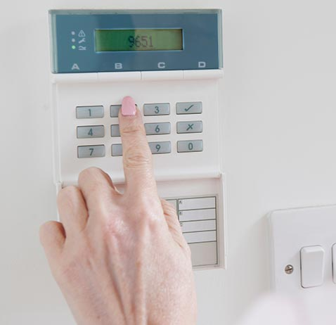 Home Security electrician